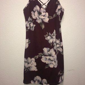 Dresses & Skirts - A cute mini dress